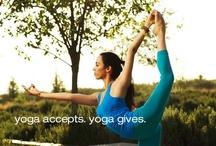 "Yoga / ""Practice and all is coming."" ~Sri K. Pattabhi Jois / by Tara Nasira"