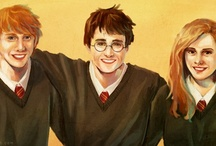 FanArt- HP / Fan art relating to the Harry Potter Series of books and movies. / by Katie Hoth