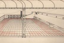 My architectural interior sketchs / Some interior design's  sketchs
