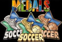 Soccer Trophies & Medals / Crown Awards has a great selection of soccer trophies for any budget.