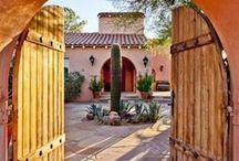 Arizona style (southwestern) / by Marie Paris dans ma cuisine