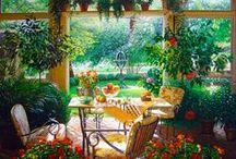 haven / home decor / by Lisa J. ColemanHasty
