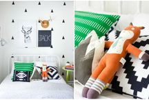 Nursery & Kiddo Decor / by Sara Stoner Beukema