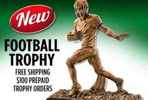Fantasy Football Trophies / Our favorite fantasy football trophies.