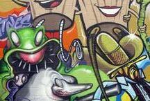 Street Art / by Laly Gonzalez