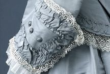 Fashion | 19th Century / What people wore in the 19th Century, including accessories.