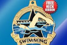 Swimming & Diving Trophies and Medals / Our Favorite #Swimming #Trophies and #Medals