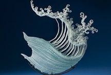 Art | Glass / Modern glass; wonderful, wonderful designs wonderful, wonderful art...