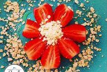 com sabor & com afeto / Comida boa é feita com amor, com as próprias mãos, sempre que possível, com alimentos naturais, orgânicos e integrais.