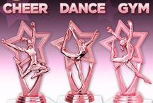 Cheerleading Trophies, Awards & Medals / It's all about the Cheer! Cheerleaders supply motivation and audience entertainment. Crown Awards supplies the Awards!
