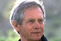 ART - ROBERT BATEMAN / Bateman (born May 24, 1930 in Ontario, Canada) loved art & the natural world. The Group of Seven inspired him, & he created abstract nature paintings, changing to realism in the 1960's  Graduating in 1954, with a degree in geography from Victoria College (University of Toronto) & attending Ontario College of Education he became a high school art/geography teacher. In the 1970s & 1980s he began receiving major recognition. / by Sharon