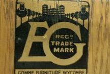 Makers Marks, Labels & Other Details.