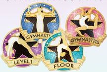 Gymnastics Medals, Trophies, and More / Our favorite gymnastic awards!
