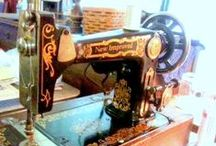 Sewing Machine Repairs / Sewing machines I have personally rescued and rehabbed. 2012-now