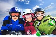 Kids' Ski Style / Babies, toddlers and kids on the slopes