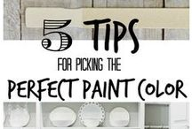Paint Tips and Tricks