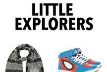 PRIMARK | Little Explorers
