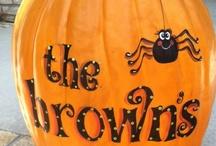 Halloween / by Liz Miller