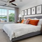 Bedrooms we love / Ready to decorate your dream bedroom? Draw inspiration from our professionally decorated model homes. Follow this board to see beautiful bedrooms from all around the country.