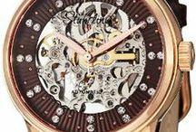 relojes de pulsera y otros / by victoria bigorra