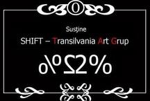 Primul proiect / Asociaţia SHIFT – Transilvania Art Grup va organiza în 2013 un eveniment dedicat unui personaj emblematic şi spectaculos din istoria culturală a Clujului. Evenimentul va consta în prezentarea şi lansarea a diverse produse şi activităţi, precum proiecţii de film, o carte, un website, o expoziţie, trasee urbane, conferinţe, petreceri, toate dedicate personajului-cheie al acestui eveniment, cu scopul readucerii personalităţii şi operei sale în circuitul cultural al Clujului.