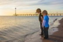 Adelaide Beach Photography / Beach Photography sessions for children and teens in Adelaide