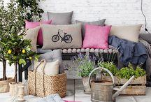 DIY Garten / Garten, Haus, DIY, Anleitungen, outdoor, draußen, Natur, Ideen, kreativ, selbermachen, teich, pflanzen, blumen, möbel, jahreszeiten