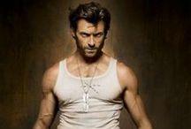 Hugh Jackman / Defining Wolverine since 2000.