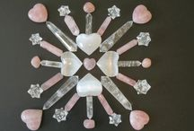 Crystal Care, Info and Grids / Grids and information on stones and crystals / by Betty Heigl