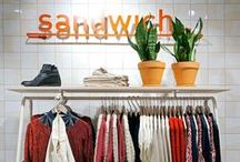 SANDWICH_ CONCEPT SHOPS / Are you ready for a fresh new Sandwich shopping experience? We've opened up two concept shops in Apeldoorn and Amstelveen. We hope our new and existing concept stores inspire you to come visit!