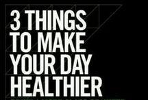 Healthy Habit Information