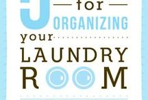 Laundry rooms we love / From organization tips to design inspiration, this board will help you plan your dream laundry room.