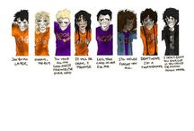 Percy Jackson / A board dedicated to the Percy Jackson and the Olympians and Heroes of Olympus series' written by Rick Riordan. / by Anna-Noel