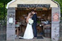 Fun Food Truck Wedding by Swank Events