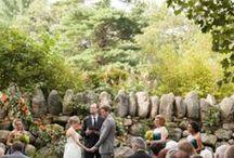 Sophisticated Al Fresco Wedding by Swank Events