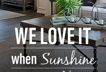 Thoughts of home / Follow this board for inspirational quotations about home—and what it means to each of us.