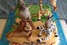 Cake/ .& diseños & figuras de polímero / Maravillosos trabajos de la pastelería creativa.