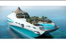 Island Yacht!!! / by Masin Ingenthron
