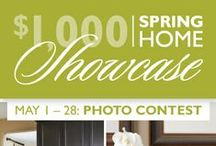 The $1,000 Spring Home Showcase / Like our Facebook page and vote for your favorite spring-fresh photo by 5/28/2014. Want to enter? There's still time! See official rules: https://www.facebook.com/RichmondAmerican/app_448952861833126