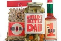 Father's Day - gifts and printables