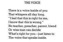 Unwavering Words