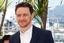 FassAvoy / The sizzling bromance/combination of James McAvoy and Michael Fassbender