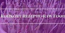 Rohkost Rezepte - Raw Food / Rohkost- Raw Food Rezepte für ein gesundes Leben. Endlich machen süße Sachen nicht mehr dick, sondern schön. www.biotopicafarm.de