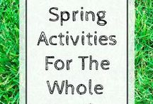 Family Fun / Lots of fun activities to do with the family!