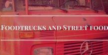 Foodtrucks and Street Food / Ideen für Foodtrucks mit den ungewöhnlichsten Rezepten direkt aus den eigenen Bauerngarten.
