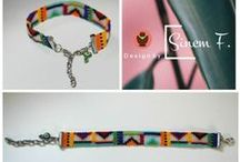 Blue Turtle Design Shop / Miyuki bracelets, earrings and accesories Miyuki Boncuk bileklik küpe ve kolye El Yapımı #zetcomdagördüm #miyuki #miyukibracelets #jewelry #beads #miyukibeads #earrings #bracelets