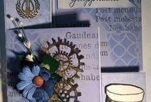 Kortteja - valmistujaiset - ylioppilas - graduation / Tekemiäni valmistujais- ja ylioppilaskortteja, My handmade graduation cards