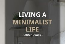 Living A Minimalist Life | Group Board / This board is all about minimalism, slow living, mindfulness, mindset, consumerism, and minimalist homes. Are you a minimalist or blog about slow and simple living? If so, you're welcome to join this Pinterest group board. || WANT TO JOIN? 1. Follow this board 2. Follow @mindfullyabundant 3. visit https://mindfullyabundant.com/pin-together to send a request to join.