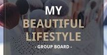 My Beautiful Lifestyle | Group Board / This board is all about your lifestyle. Show us what you're about and share all your gorgeous lifestyle pins about beauty, fashion, home decor, health, travel, food, and parenting. || WANT TO JOIN? 1. Follow this board 2. Follow @mindfullyabundant 3. visit https://mindfullyabundant.com/pin-together to send a request to join.