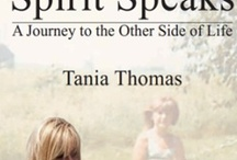 """My book, my story.  / I have an interesting story to share with you. Spirit Speaks - A Journey - is book one of an upcoming series. Stay tuned for """"Mediums and Martinis"""" coming out soon."""